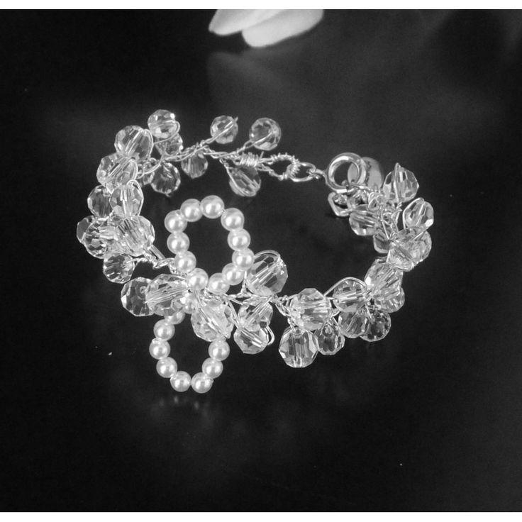 Brautschmuck armband  167 best herrlicher Brautschmuck Armband Hochzeit images on ...