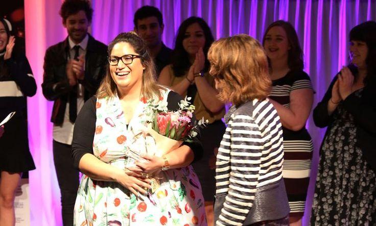 The highlights of the #FameLab National Final 2017 | Particle    FameLab Australia 2017 winner Nural Cokcetin