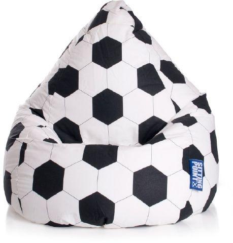 Magma Sitzsack für gemütliches HomeViewing #EM2012 #Fussball