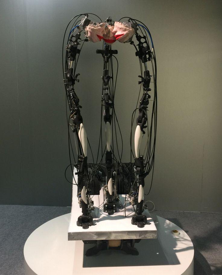 #sculpture #movement #sound #choir #contemporaryart #contemporaryistanbul2015…
