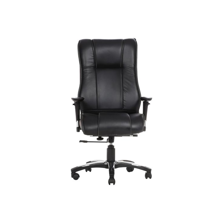 Black Office Furniture Modrest Orwell Minimal Office Desk Vgwchs