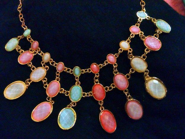 Impressive handmade jewelry