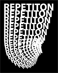 REPETITION in poetry