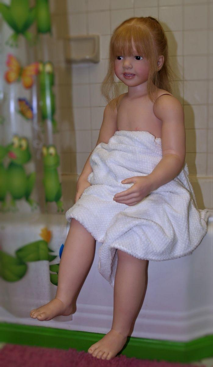 Bonnies Babies Custom Reborn Natali Blick Nicole Or