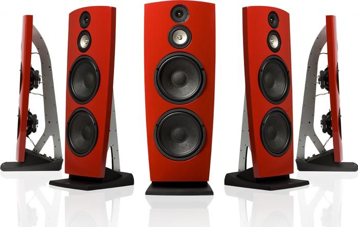 Jamo R907 Loudspeakers   Ultra High-End Audio and Home Theater Review