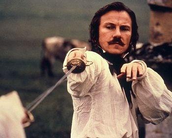 "Harvey Keitel in ""The Duellists"" (1977)"