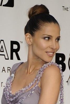 Moño de bailarina. #peinado #recogido #cabello #pelo #hairstyle #celebrity #elsapataky