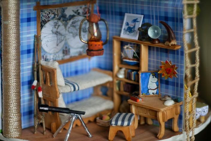 Девяносто два дня - Лето - Дом для муми-троллей/Moomin House