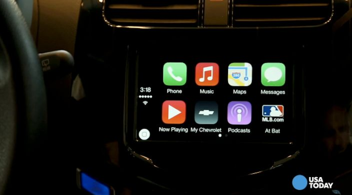 Apple adds MLB At Bat to list of CarPlay-supported apps
