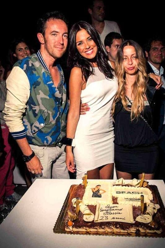 Remembering the beautiful birthday party for Alessia Reato