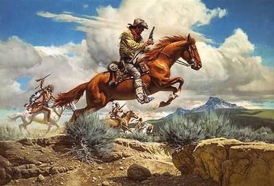 FrankMcCarthy - Pony Express