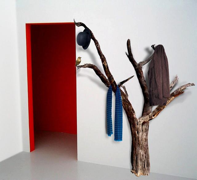 diy clothes tree
