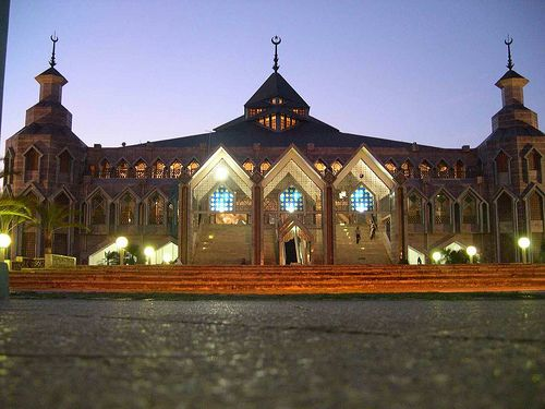 Al Markaz Al Islami Jendral M. Jusuf Mosque, Makassar-Indonesia
