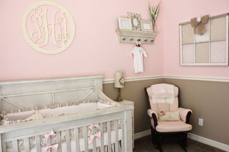 No babies on the way...but I love this nursery (: