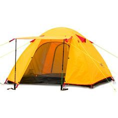 Waterproof Tent Double Layer 2-4 Person Camping Bag Hiking Lightweight Sleeping #Weanas #Dome