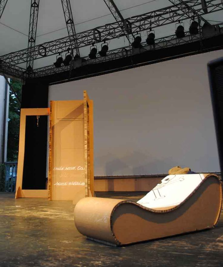 Scnografia opera teatrale