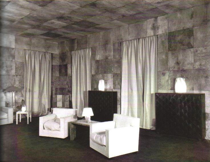 jean michel frank 39 s design for the sitting room in the penthouse of templeton crocker san. Black Bedroom Furniture Sets. Home Design Ideas