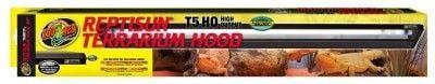 """REPTILE - HOODS/LIGHT FIXTURES - REPTISUN T5 HO HOOD 36"""" - - ZOO MED/AQUATROL, INC - UPC: 97612320732 - DEPT: REPTILE PRODUCTS"""