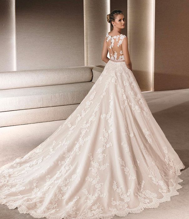 Roby by La Sposa available from The Bridal Rooms