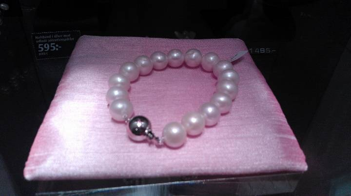 sweetwater pearl necklace