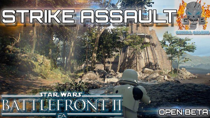 STRIKE ASSAULT | STAR WARS BATTLEFRONT II | Multiplayer Gameplay PC