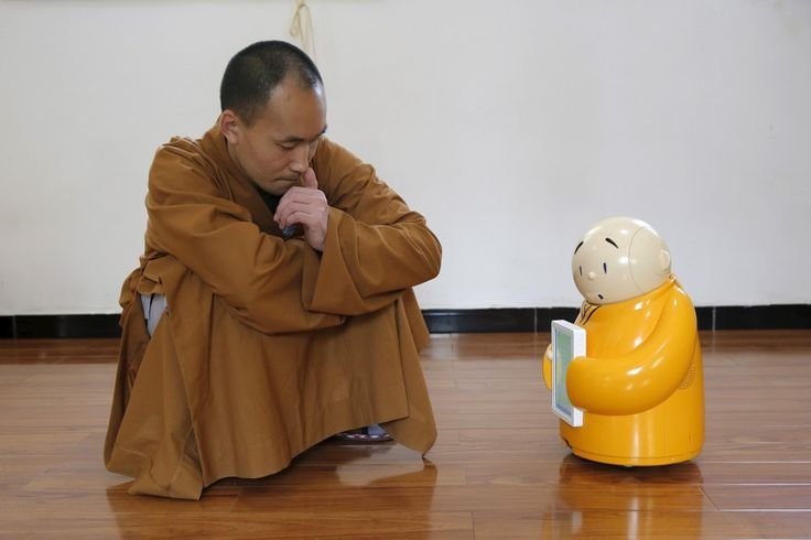 Monks take on the trolley problem, a classic moral dilemma that has big implications for driverless cars.