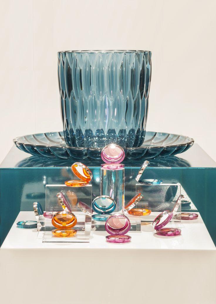 Jelly vazen en schalen door Patricia Urquiola
