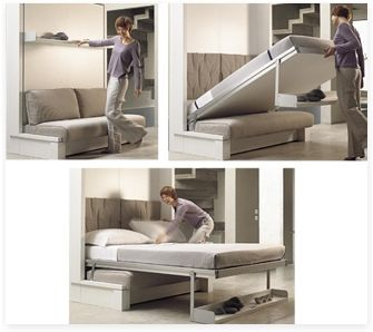 Studio Apartment Murphy Bed 15 best murphy bed/small studio images on pinterest | 3/4 beds