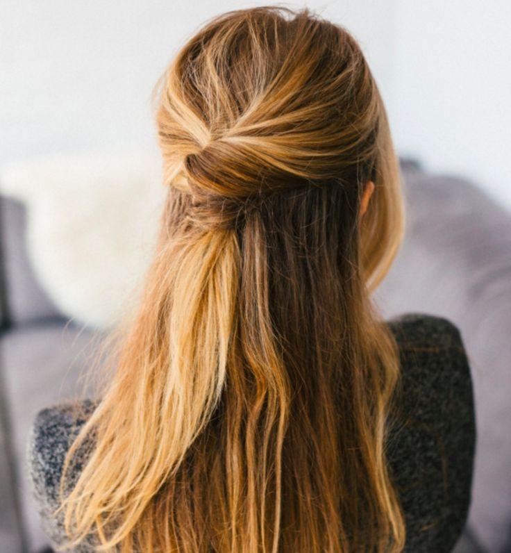 Simpel Je Haar Opsteken