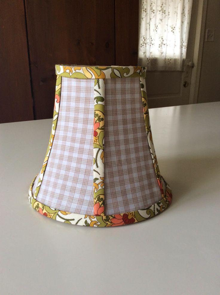 Material Lamp Shades: Cozy Things: Custom Fabric Lampshades,Lighting