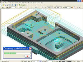 CAD/CAM Software offers 2D high speed toolpaths.