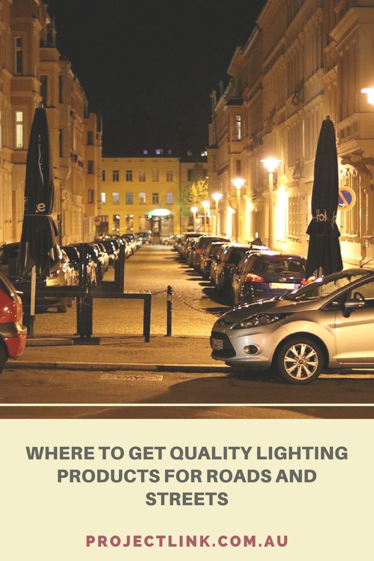 Browse the huge range of street lighting products and services at ProjectLink to meet a wide variety of exterior lighting applications.