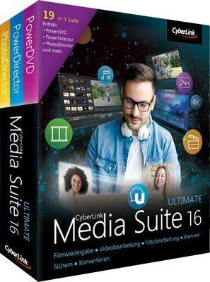 cyberlink media suite 16 key