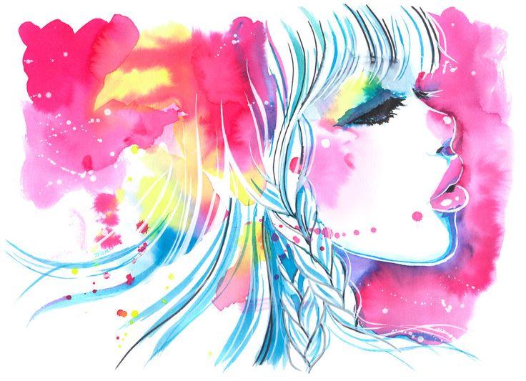 ♪ Arte de Victoria Rivero
