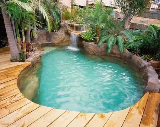 Do I have space for a swimming pool? - Blue Haven Pools Corporate