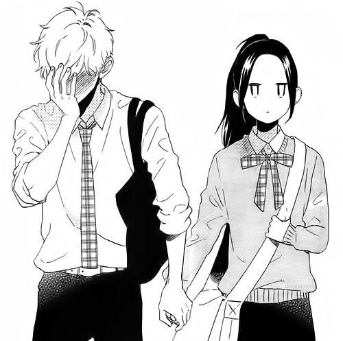 Manga | via Tumblr hehe...Hirunaka no Ryuusei