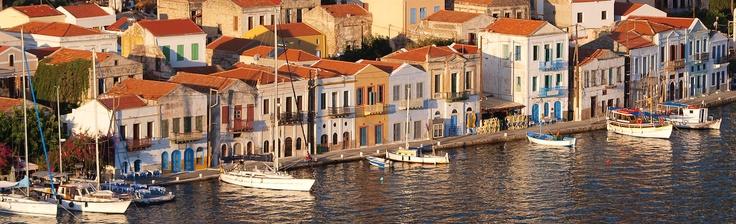 Kastellorizo island, Greece.