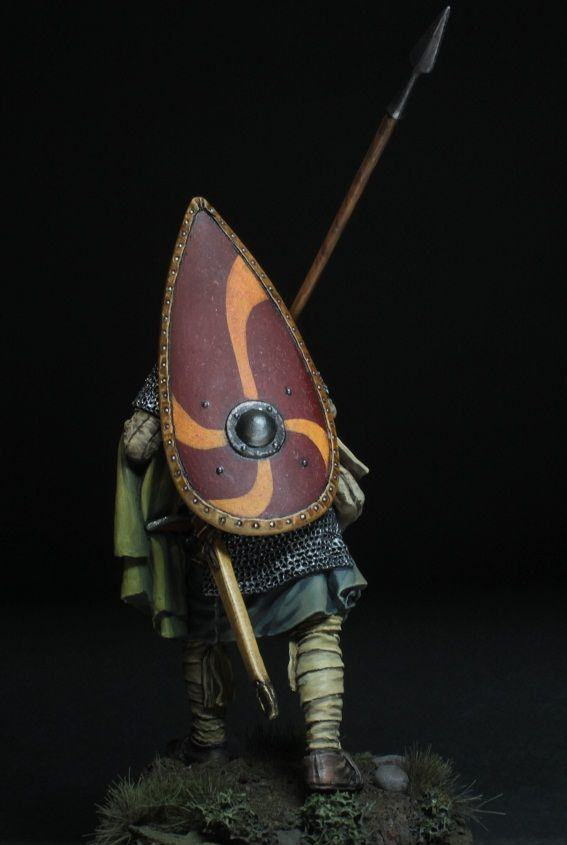 Norman. Hastings 1066. | Sculpt and Paint