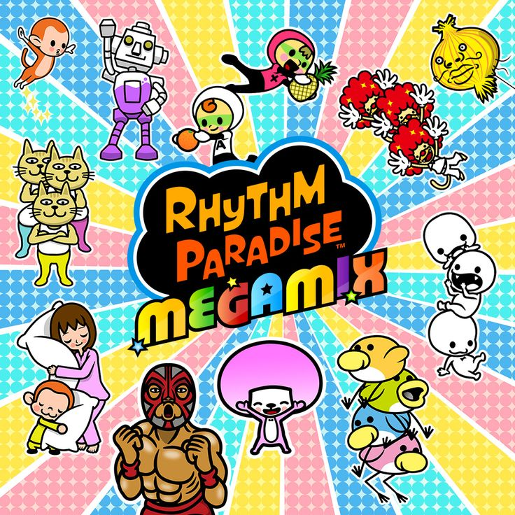 A new Rhythm Heaven game for Nintendo 3DS. Over 100 mini-games collected from past games with 30 of them being brand new ones.