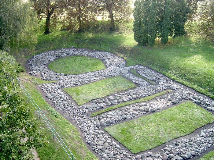Znalezione obrazy dla zapytania palatium w grodzie gieczu koło środy wielkopolskiej