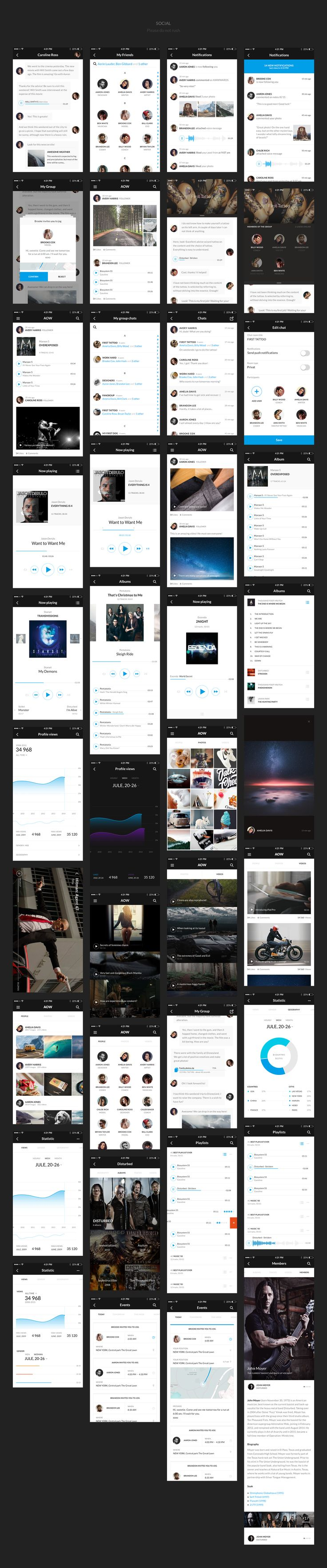 #Be #behance #web #website #design #UI #UX #site #webdesign #website #app #AOW #UI #UIkit #mobile #social #ios