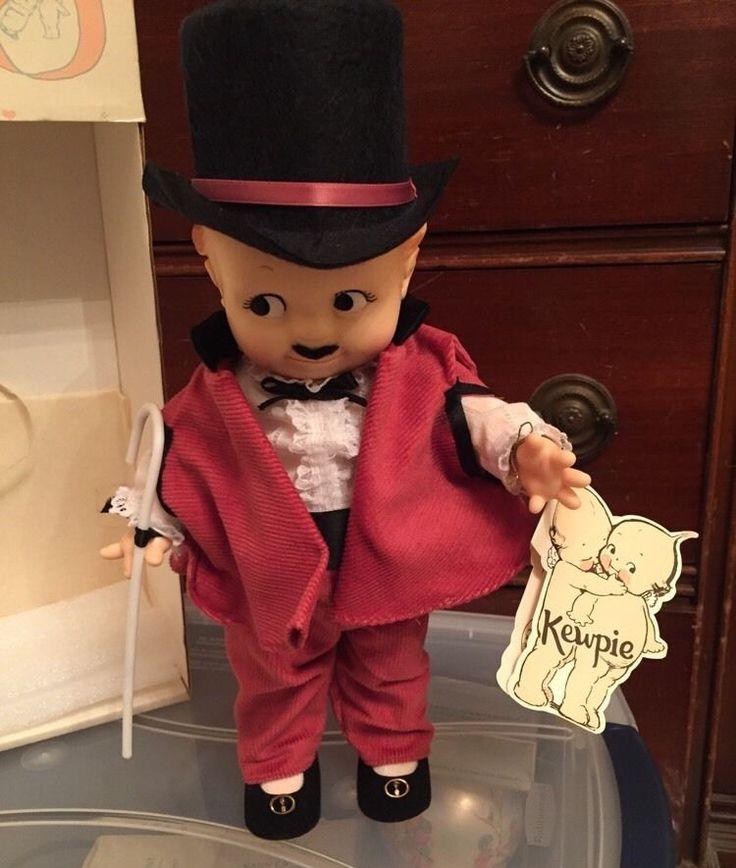 Cameo's Kewpie Southern Beau Rhett Butler C.U. Gathering 1986 Limited Edition #DollswithClothingAccessories