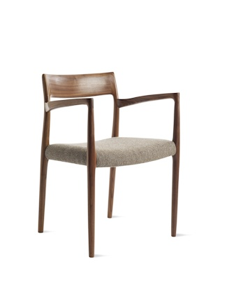 Moller Model 57 Armchair (DWR)