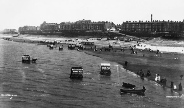 Blackpool c1880