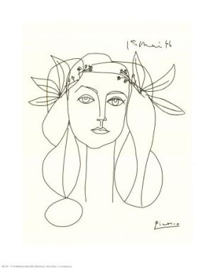 picasso sketch: Line Drawings, Inspiration, Illustration, Art, Picasso Drawing, Francoise Gilot, Painting, Pablo Picasso