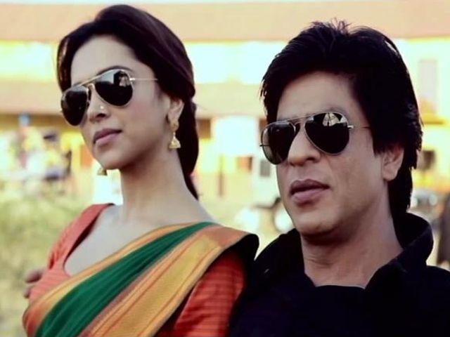 Shah Rukh Khan and Deepika Padukone to perform in Dubai http://ndtv.in/16zwOnu
