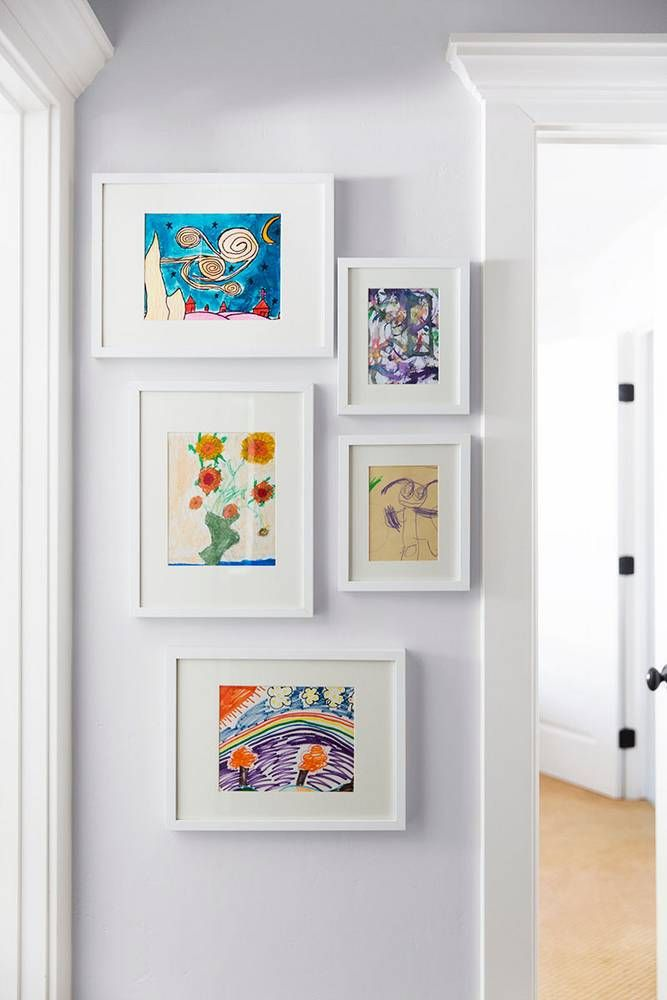 194 best Gallery Walls... images on Pinterest | Gallery walls, For ...