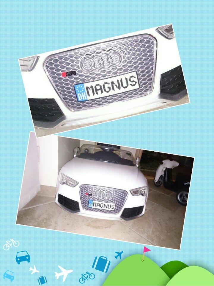 Hama name car
