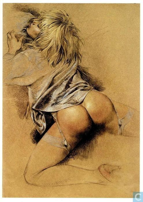 Erotic art by nagarya