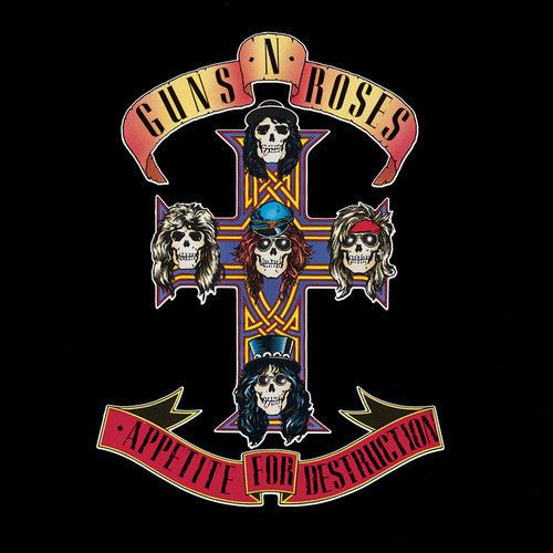 Guns N' Roses - Appetite For Destruction [Vinyl New] from $1998